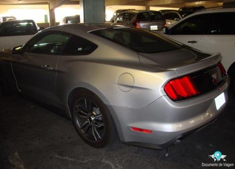 Las Vegas Mustang