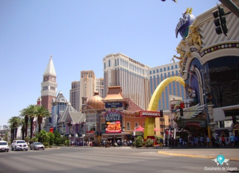 "Hotel The Venetian na Las Vegas Boulevard ""Strip"""