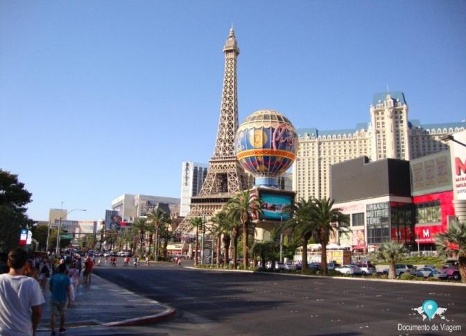 Conheça os principais cassinos e hotéis em Las Vegas