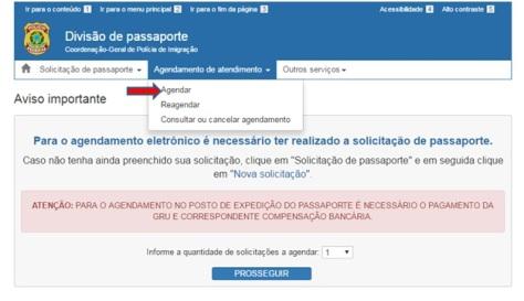 Passaporte Brasileiro Policia Federal
