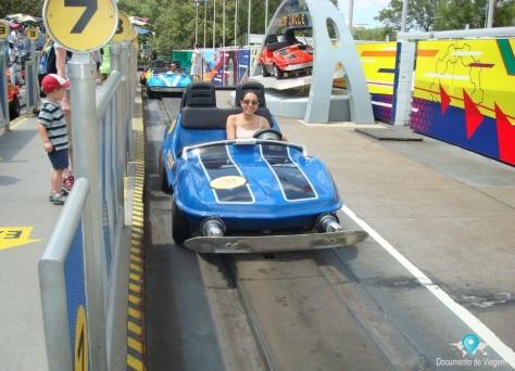 Tomorrowland Speedway - Magic Kingdom