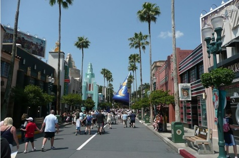 """Disney's Hollywood Studios 