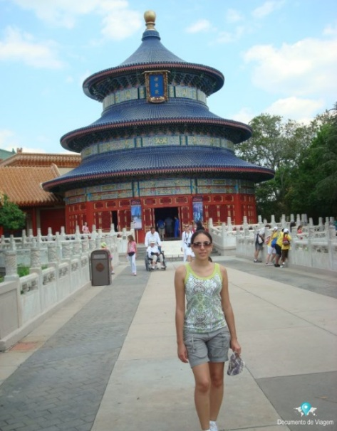 China - Epcot Disney