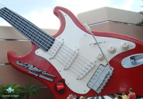 Disney Rock 'n' Roller Coaster Starring Aerosmith