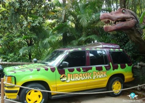 Jurassic park - Island of Adventure