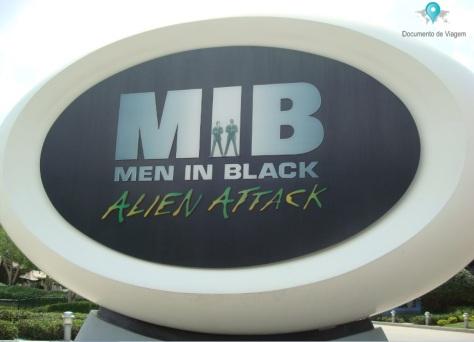 Universal Studios Orlando - Men in Black Alien Attack