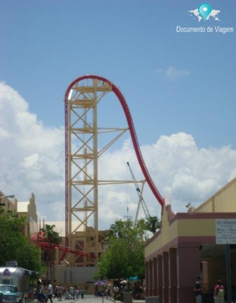 Universal Studios Orlando - Hollywood Rip Ride Rockit