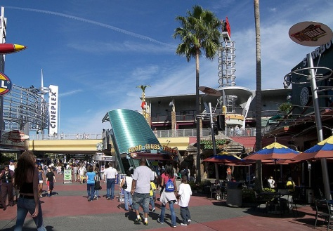 City Walk | Foto: Larry D. Moore [CC BY-SA 3.0 (http://creativecommons.org/licenses/by-sa/3.0) or GFDL (http://www.gnu.org/copyleft/fdl.html)], via Wikimedia Commons