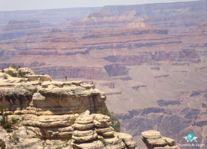 Visitando o Grand Canyon National Park
