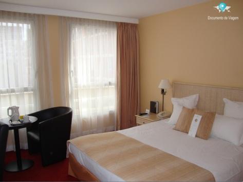 Hotel Saint Georges Lafayette em Paris