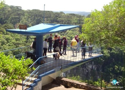 Mirante - Parque do Caracol