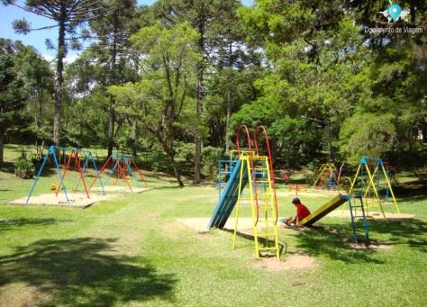 Playground - Parque do Caracol