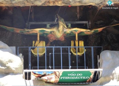Vôo de Pterodáctilo
