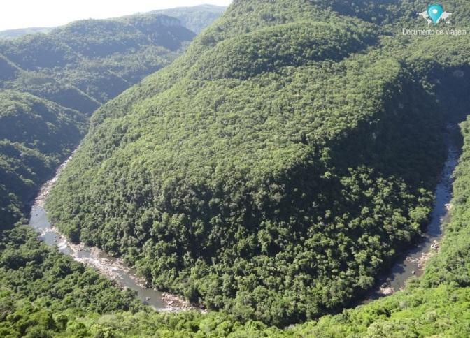 Conheça o Parque Vale da Ferradura em Canela