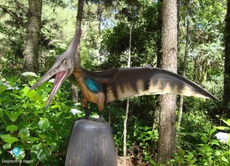 Pterossauros - Vale dos Dinossauros