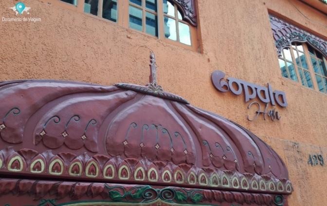 Restaurante Gopala Hari