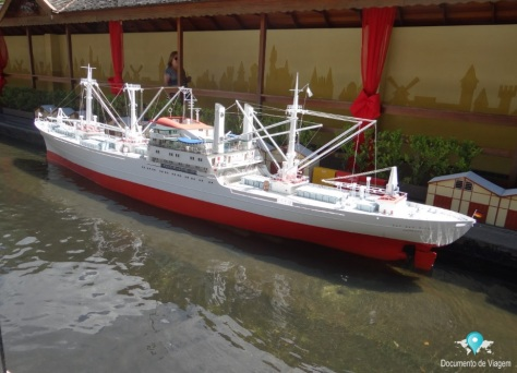 Navio cargueiro Cap San Diego