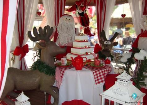 Casa do Papai Noel