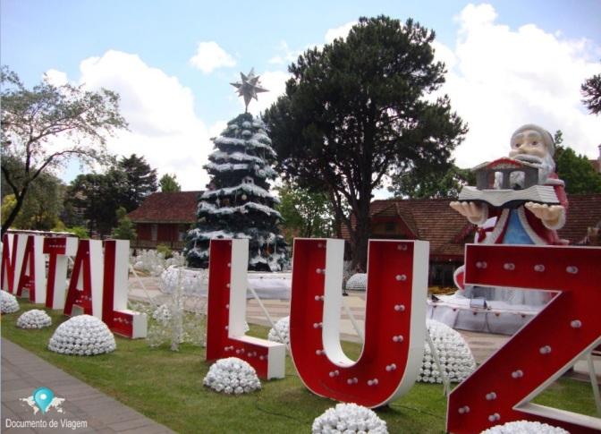 As principais atrações do Natal Luz de Gramado