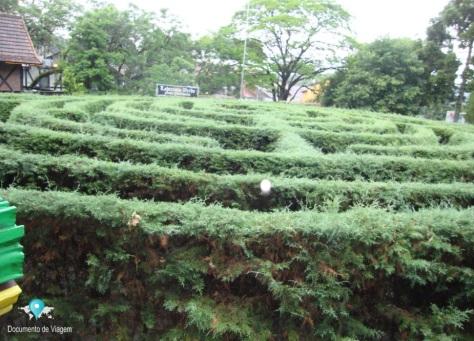 Nova Petrópolis - Labirinto Verde