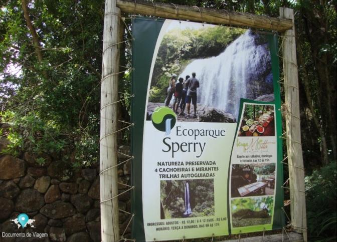 Ecoparque Sperry – trilhas, ecoturismo e gastronomia em Canela
