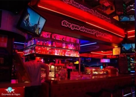 Harley Motor Show Bar