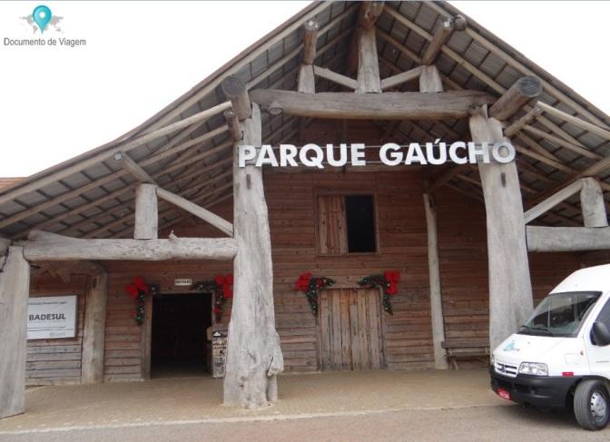 Parque Gaúcho museu sobre a história dos gaúchos em Gramado, RS