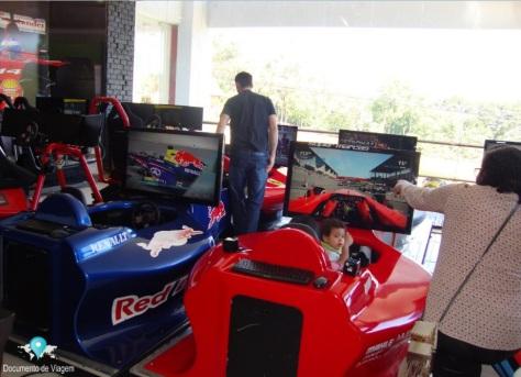 Games e simuladores