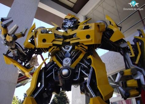 Transformers Bumblebee (Camaro Amarelo)