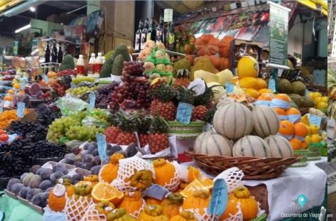 Mercadão de São Paulo - Frutas