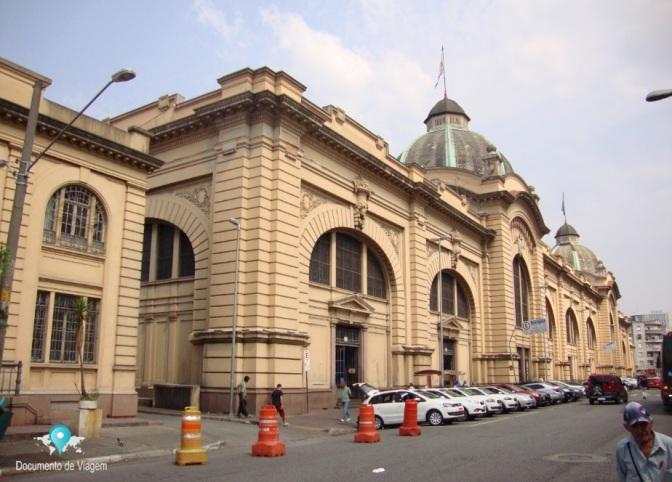 Mercado Municipal de São Paulo -Mercadão