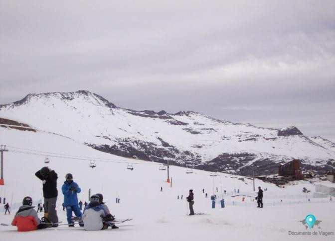 Valle Nevado, Farellones, El Colorado e La Parva