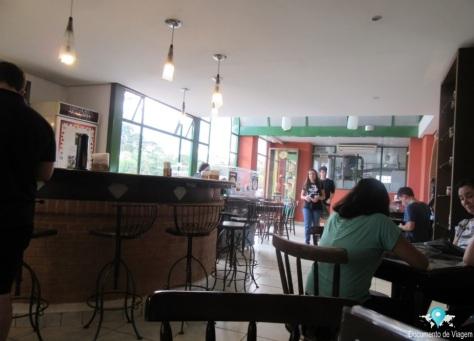 Fábrica de chocolate Araucária - Café