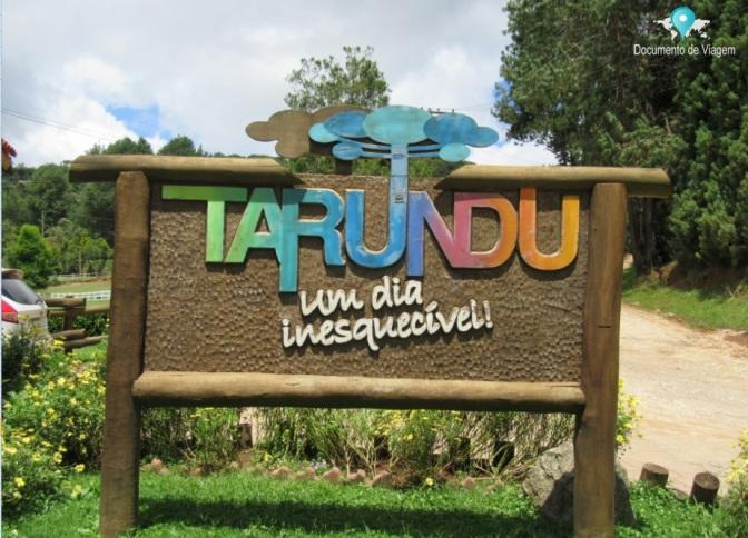 Tarundu – Parque de diversão em Campos do Jordão