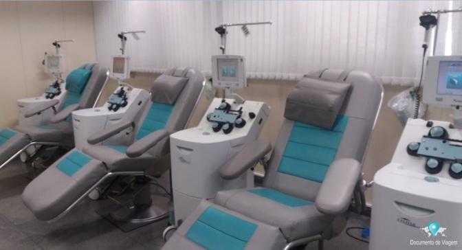 Requisitos básicos para doação de sangue