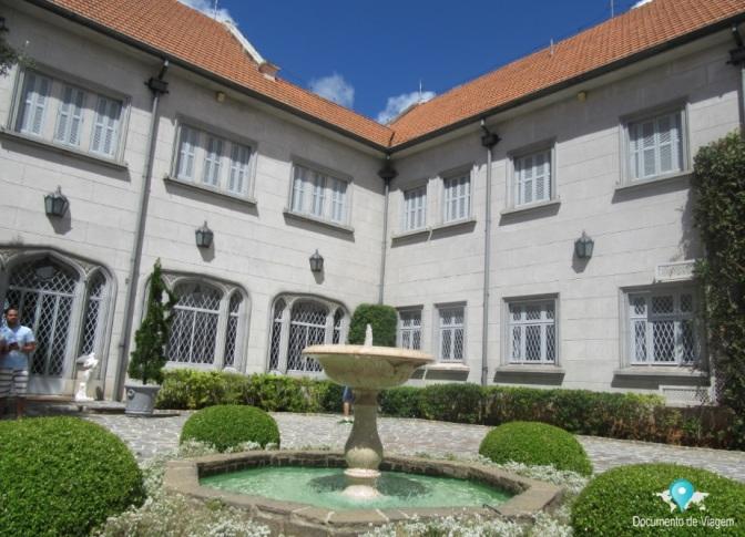 Conheça o Palácio Boa Vista em Campos do Jordão