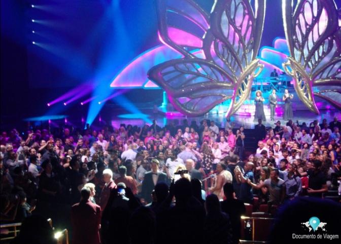 Show da Mariah Carey