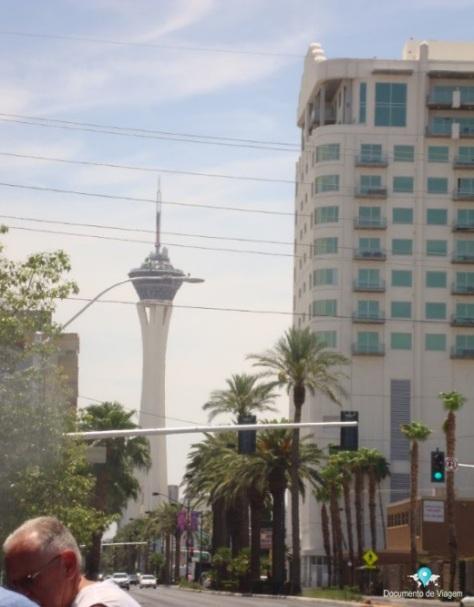 "Hotel Stratosphere na Las Vegas Boulevard ""Strip"""