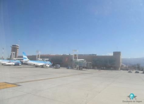 Aeropuerto Internacional de Mendoza El Plumerillo (MDZ)