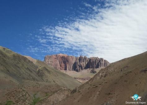 Belas paisagens pelo caminho