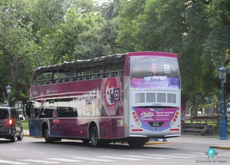 Mendoza City Bus