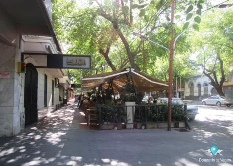 Peatonal Sarmiento