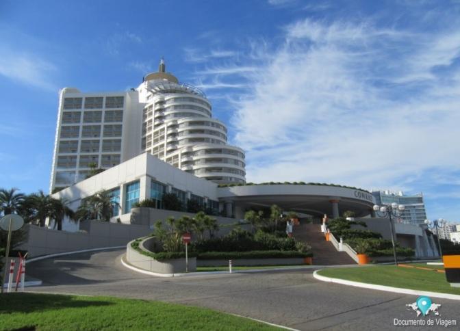 Um tour pelo famoso cassino e hotel Conrad em Punta del Este