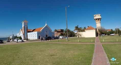 Paróquia da Candelária e a Estação Meteorológica