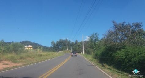 Estrada para Monte Verde