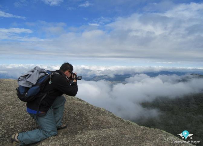 As principais trilhas em Monte Verde, MG